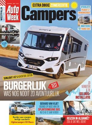 AutoWeek Campers