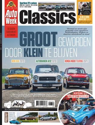 Afbeelding van AutoWeek Classics proefabonnement