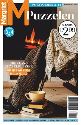 Margriet + Extra + Puzzelen